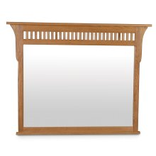 Prairie Mission Dresser Mirror, Large
