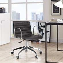 Celerity Office Chair in Brown