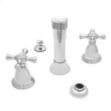 ENCORE - Bidet Set with Raleigh Handle