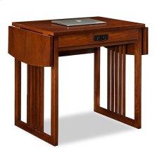 Mission Oak Drop Leaf Computer/Writing Desk #82420
