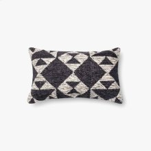 P0098 Charcoal / Ivory Pillow