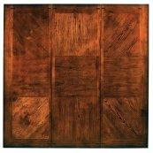 """Lakewood Counter Table, Oak 60""""x40""""x60"""" w/20"""" LF (36""""H)"""