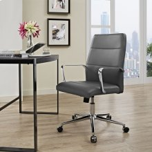 Stride Mid Back Office Chair in Gray
