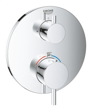 Atrio Dual Function 2-Handle Thermostatic Trim Product Image
