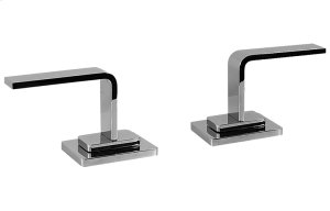 Immersion Lavatory Handle Set - Deck-Mounted Product Image