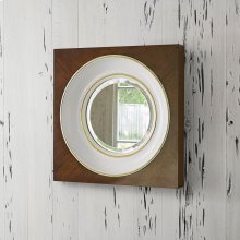 Federal Mirror - Walnut (Small)