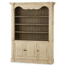 Bordeaux Open Bookcase