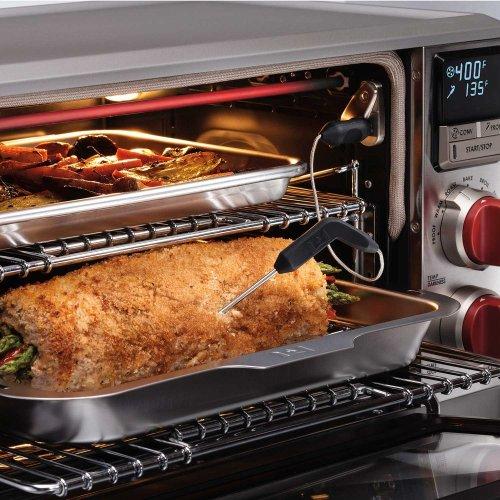 Elite Countertop Oven - Red Knob