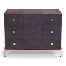 Grey Shagreen Dresser