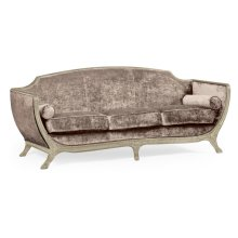 Empire Sofa - Country Sage & Velvet Truffle