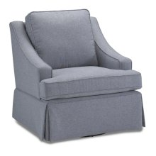 AYLA Swivel Glide Chair
