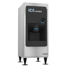 "DB-130H, 22"" W Hotel/Motel Ice Dispenser - Stainless Steel Exterior"