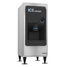"DB-130H, 22"" W Hotel/Motel Ice Dispenser - Stainless Steel Exterior"
