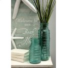 Martinique Large Recycled Glass Vase Product Image
