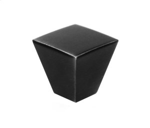 Style Cents Knob A534 - Matte Black Product Image