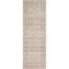 "Ella Rose Natural Rug - 2'-8"" X 7'-6"" Runner"