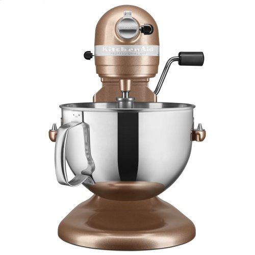 Pro 600 Series 6 Quart Bowl-Lift Stand Mixer - Toffee Delight