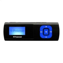 Polaroid 2GB MP3 Music Player Stick with Backlit LCD Display and FM Radio - PMP105-2BL, Blue