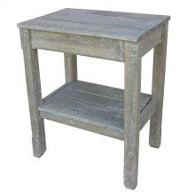 Cottage Plnk Side Table - Rw