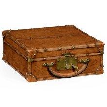 Travel trunk style box