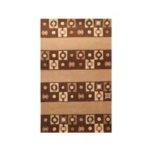 England Floor Coverings Artisan Pelopan 66 Beige 5' x 8' Rectangle 10724