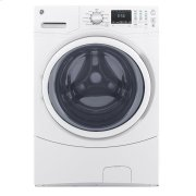 GE® 4.5 cu. ft. Capacity Front Load ENERGY STAR® Washer Product Image