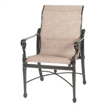 Grand Terrace Sling Standard Back Dining Chair