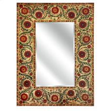 Iznik Tapestry Mirror