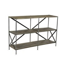 Bengal Manor Tiered Parkview Console Table