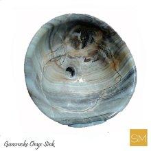 1704 Gunsmoke Onyx Sink