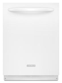 KitchenAid® 24'' 4-Cycle 3-Option Dishwasher, Architect® Series II