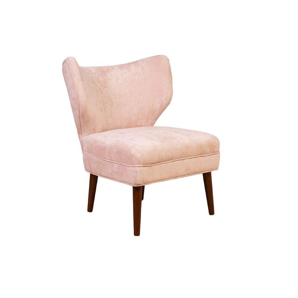 Layla Rosedust Accent Chair, AC6283