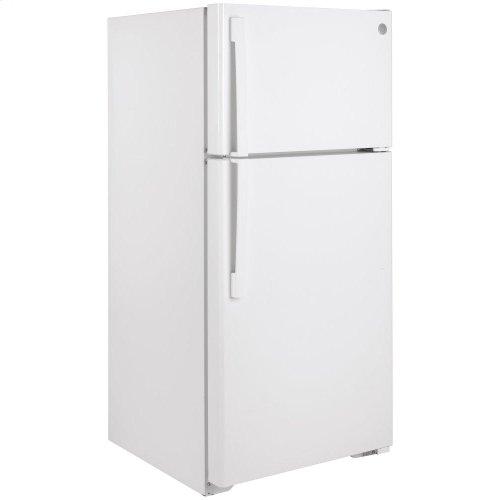 GE® 15.6 Cu. Ft. Top-Freezer Refrigerator