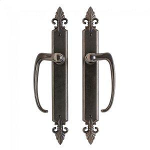 """Bordeaux Sliding Door Set - 2"""" x 17"""" Silicon Bronze Brushed Product Image"""