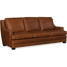 Bradington Young Young Stationary Sofa 8-Way Tie 675-95