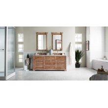 """Savannah 72"""" Double Bathroom Vanity"""