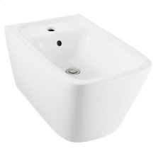 DXV Modulus Wall-Mounted Bidet - Canvas White