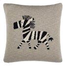 Zazu Pillow - Grey/natural/black Product Image