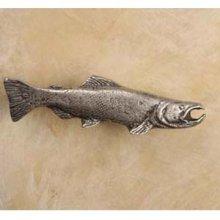 Salmon Knob Facing Right