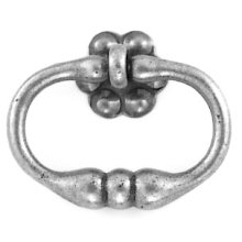 Classic Ring Handle with Rosette