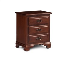 Classic Nightstand with Drawers