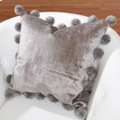 Cheer Pillow-Charcoal Product Image