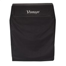 """30"""" Vinyl Grill Cover for Grill on CART"""