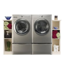 The XXL Dryer that conquers your XXL loads. Available as an electric or gas dryer.