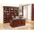 Double Pedestal Executive Desk Product Image