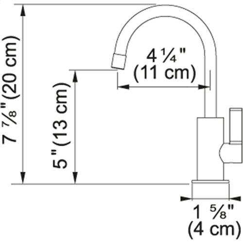 LB10180 Satin Nickel