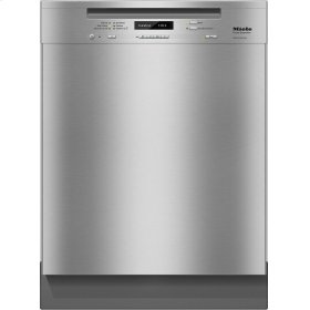 G 6305 SCU AM Pre-finished, full-size dishwasher with visible control panel, 3D cutlery tray and AutoOpen Drying