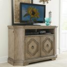 Corinne - Media Chest - Sun-drenched Acacia Finish Product Image