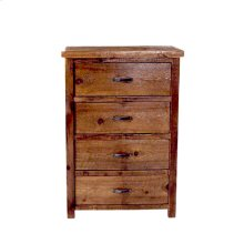 Western Traditions - Elite 4 Drawer Dresser