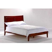 King Saffron Bed